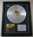 BREED77 - In My Blood CD / PLATINUM PRESENTATION DISC